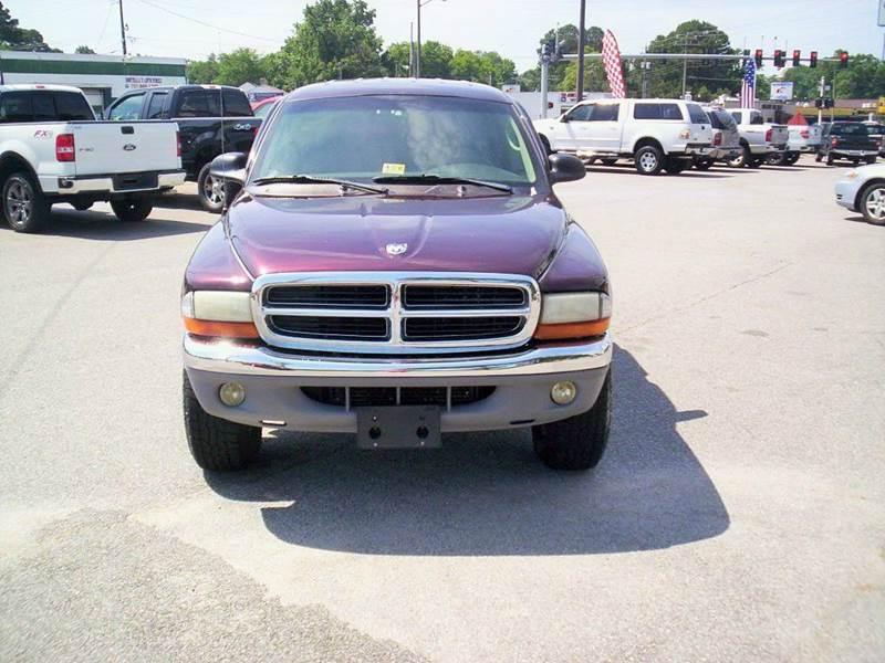 2004 Dodge Dakota 4dr Quad Cab SLT 4WD SB - Portsmouth VA