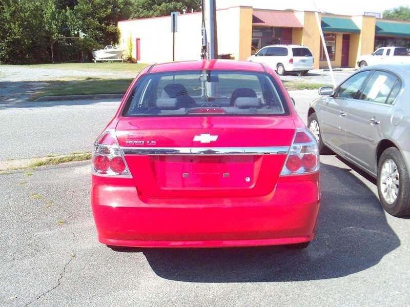 2009 Chevrolet Aveo LS 4dr Sedan - Portsmouth VA