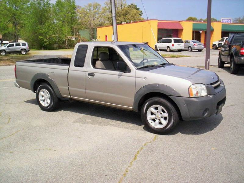 2001 nissan frontier 2dr xe king cab sb 2wd in portsmouth va churchland auto and truck llc. Black Bedroom Furniture Sets. Home Design Ideas