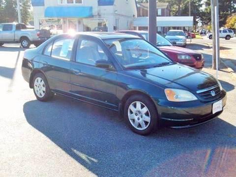 2002 Honda Civic for sale in Portsmouth, VA