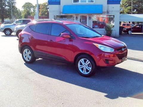 2011 Hyundai Tucson for sale in Portsmouth, VA