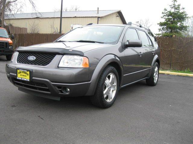 2005 ford freestyle awd limited 4dr wagon in grayslake il. Black Bedroom Furniture Sets. Home Design Ideas