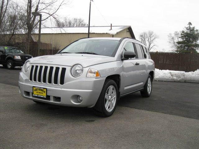 2007 jeep compass sport 4dr suv in grayslake il global. Black Bedroom Furniture Sets. Home Design Ideas