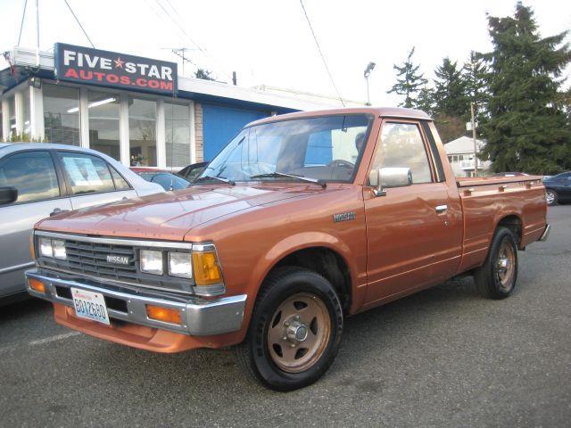 1984 Nissan Pickup
