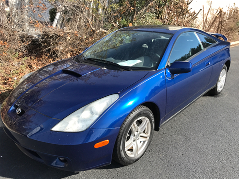 2002 Toyota Celica for sale in High Point, NC