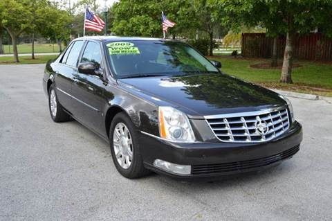 used 2009 cadillac dts for sale. Black Bedroom Furniture Sets. Home Design Ideas