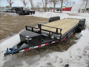 2017 P.J. TRAIL 20` POWERE for sale in Fort Pierre, SD