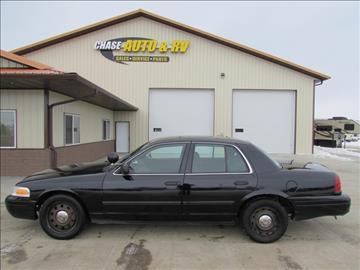 2009 Ford Crown Victoria for sale in Fort Pierre, SD