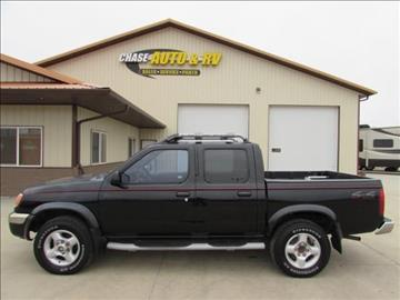 2000 Nissan Frontier for sale in Fort Pierre, SD