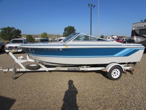 1988 CRESTLINER 18` BOAT for sale in Fort Pierre, SD