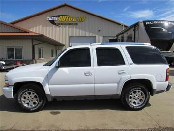 2004 Chevrolet Tahoe for sale in Fort Pierre, SD