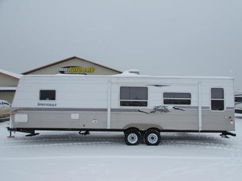 2007 Keystone Springdale for sale in Fort Pierre, SD