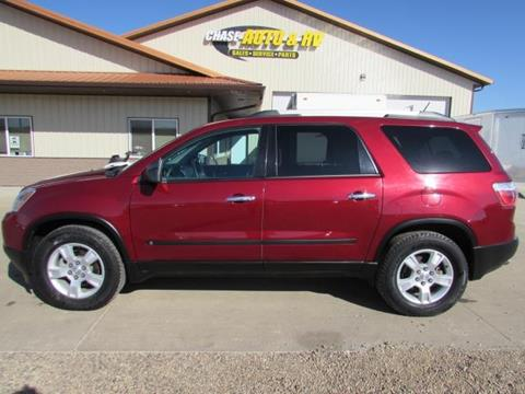 2010 GMC Acadia for sale in Fort Pierre, SD