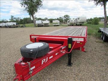 2016 P.J. TRAIL 30 FT FLAT for sale in Fort Pierre, SD