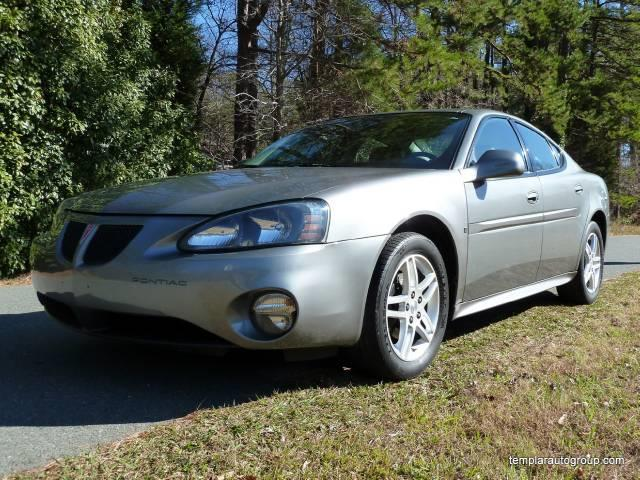 2007 pontiac grand prix gt supercharged in matthews charlotte fort mill templar auto group inc. Black Bedroom Furniture Sets. Home Design Ideas