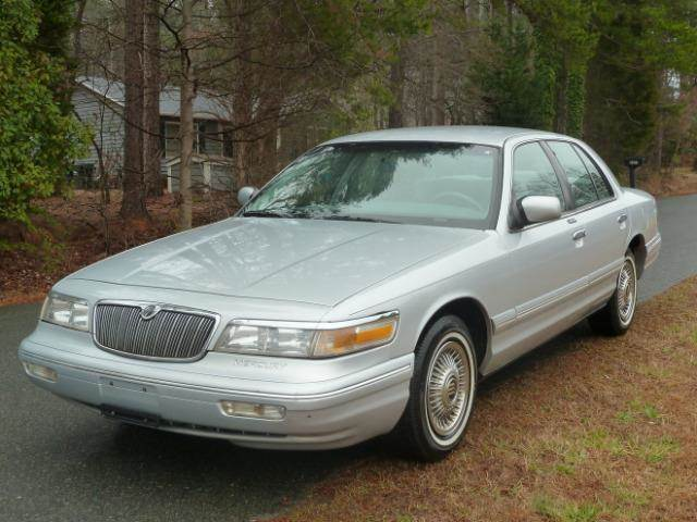 used 1997 mercury grand marquis for sale. Black Bedroom Furniture Sets. Home Design Ideas