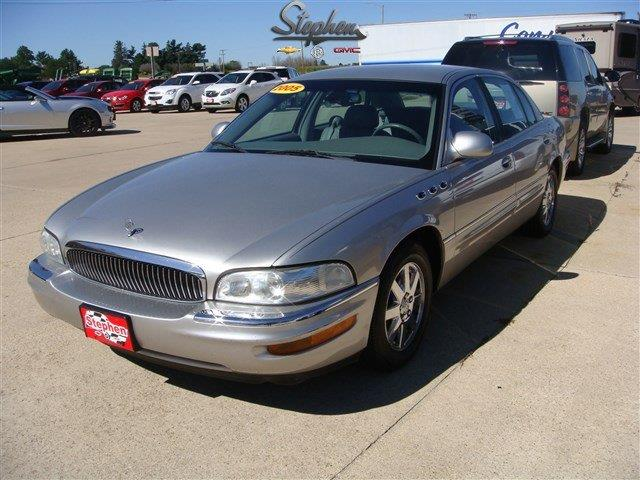2005 buick park avenue for sale in monticello ia for Voice motors kalkaska michigan