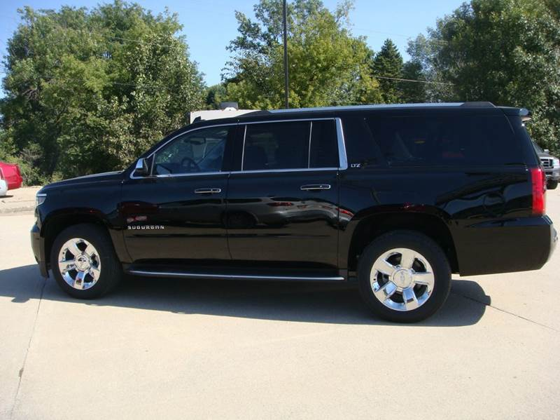 Review For 2016 Sierra 6 2 Liter 2017 2018 Best Cars Reviews 2016 Chevrolet Suburban LTZ 1500 4x4 4dr SUV In Monticello IA ...