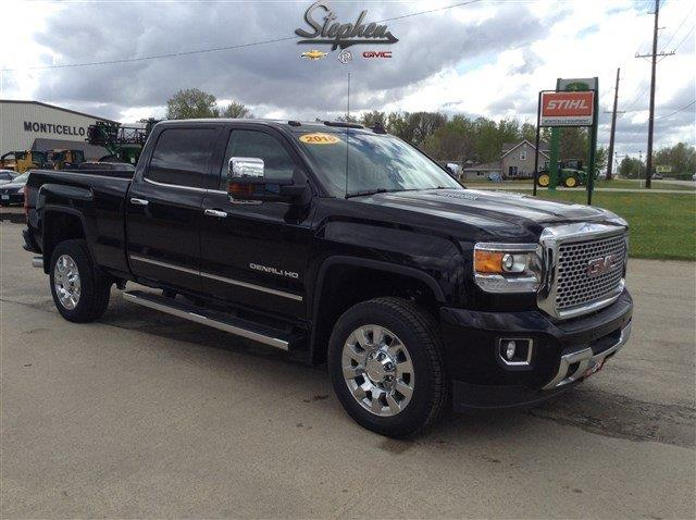 4dr crew cab sb in monticello ia gmc how much does a silverado black