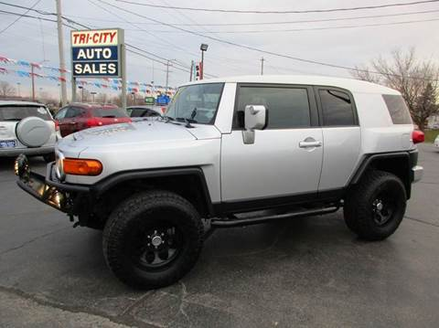 2007 toyota fj cruiser for sale wisconsin. Black Bedroom Furniture Sets. Home Design Ideas