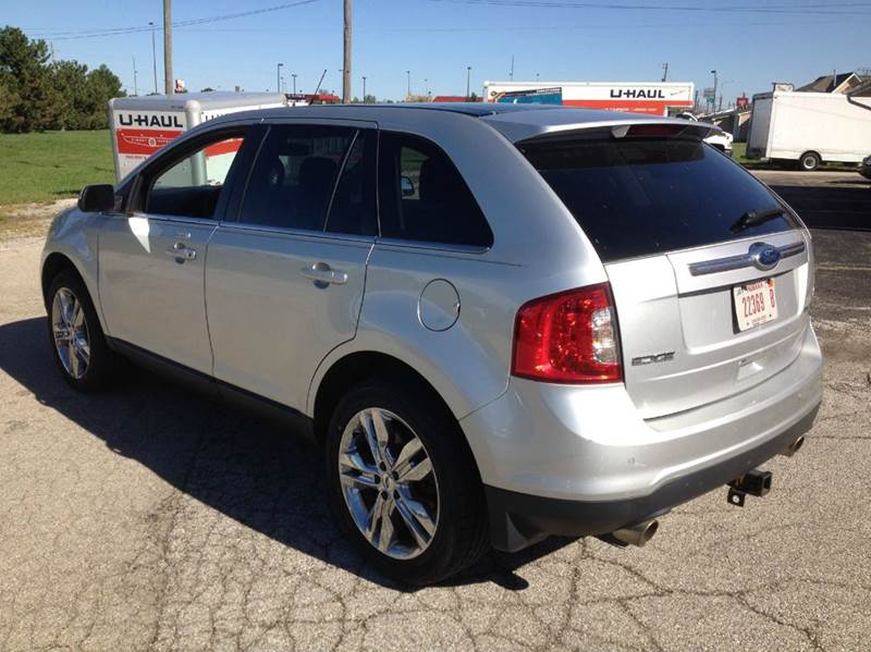 2011 ford edge awd limited 4dr suv in lebanon in for Affordable motors lebanon in