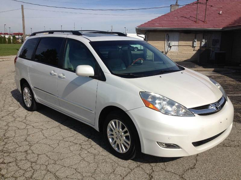 2008 toyota sienna awd xle limited 4dr mini van in lebanon for Affordable motors lebanon in