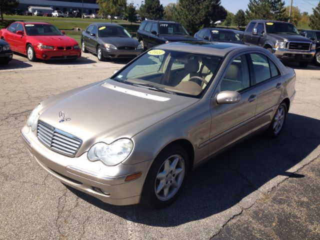 2003 mercedes benz c class c240 4matic awd 4dr sedan in for Affordable motors lebanon in