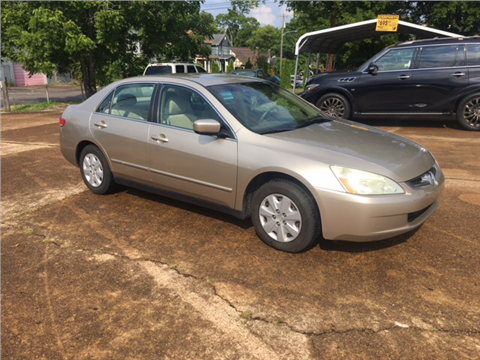 2003 Honda Accord for sale in Nashville TN