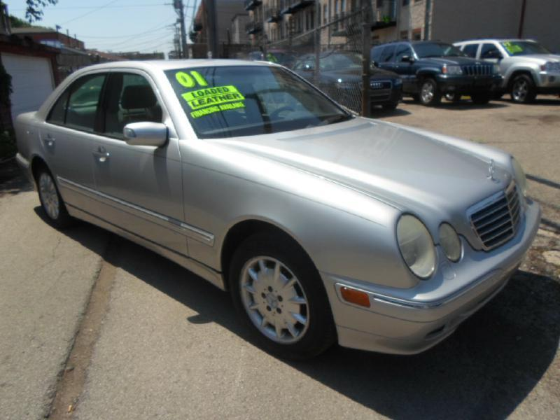 2001 mercedes benz e class awd e320 4matic 4dr sedan in for 2001 mercedes benz e class sedan