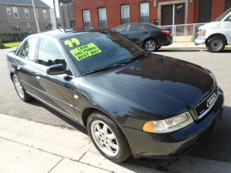 1999 audi a4 quattro 2 8 awd 4dr sedan in chicago alsip. Black Bedroom Furniture Sets. Home Design Ideas