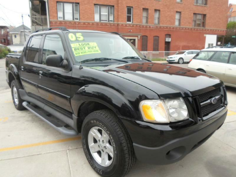 2005 ford explorer sport trac for sale in illinois. Black Bedroom Furniture Sets. Home Design Ideas