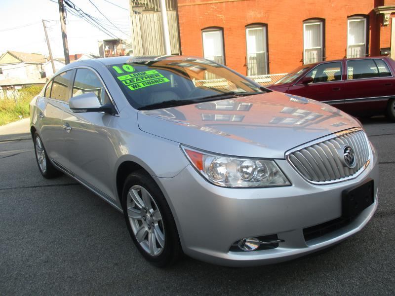 Buick Lacrosse CXL Dr Sedan In CHICAGO IL WORLD DISCOUNT - Chicago buick dealer