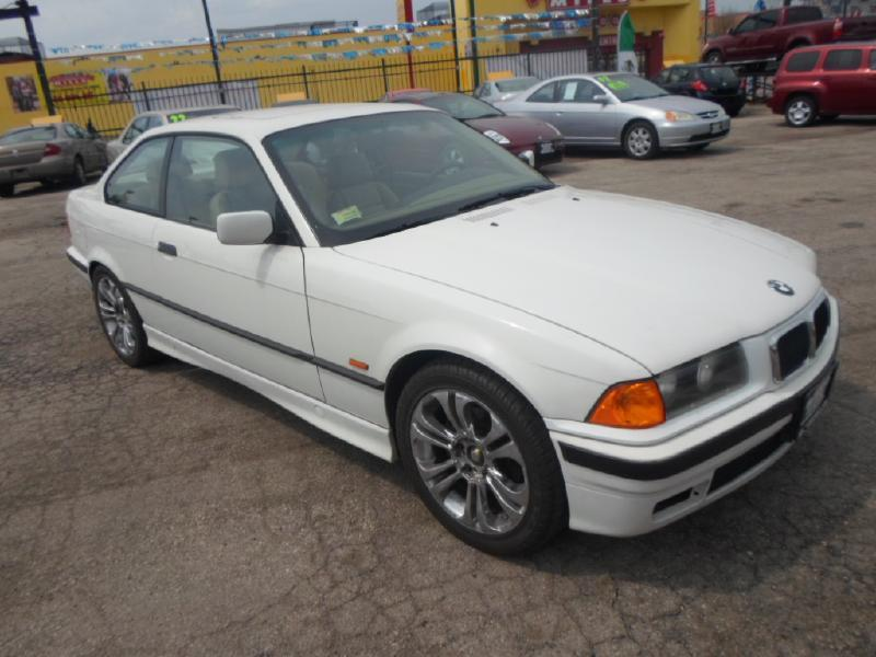 1999 bmw 3 series 323is 2dr coupe in chicago il world. Black Bedroom Furniture Sets. Home Design Ideas