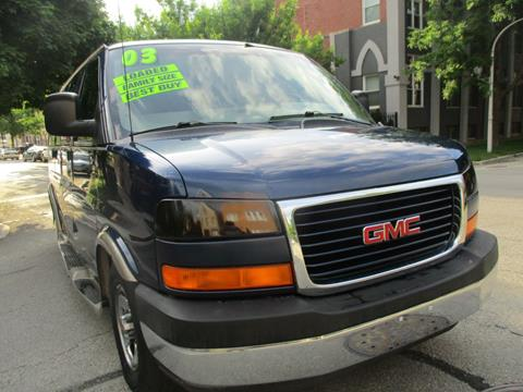 2003 GMC Savana Passenger for sale in Chicago, IL