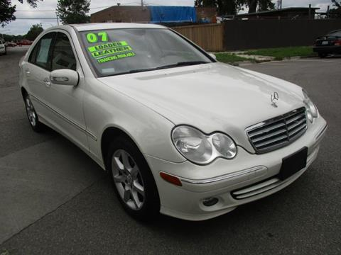 2007 Mercedes-Benz C-Class for sale in Chicago, IL