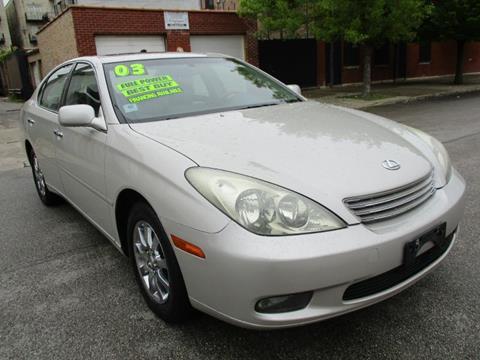 2003 Lexus ES 300 for sale in Chicago, IL