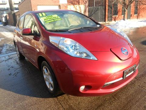 2011 Nissan LEAF for sale in Chicago, IL