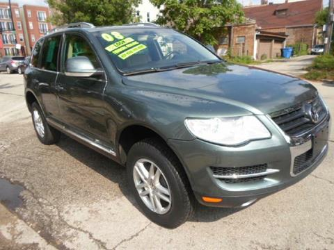 2008 Volkswagen Touareg 2 for sale in Chicago, IL