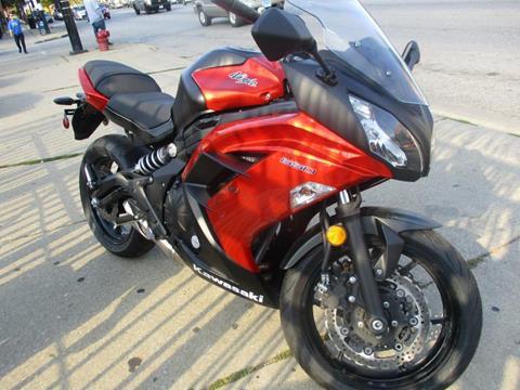 2014 Kawasaki Ninja 650R for sale in Chicago, IL