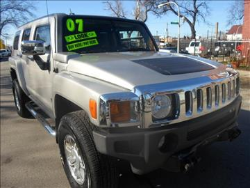 2007 HUMMER H3 for sale in Chicago, IL