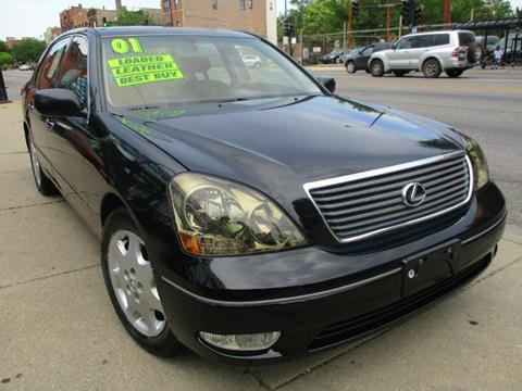 2001 Lexus LS 430 For Sale in Homer, LA - Carsforsale.com