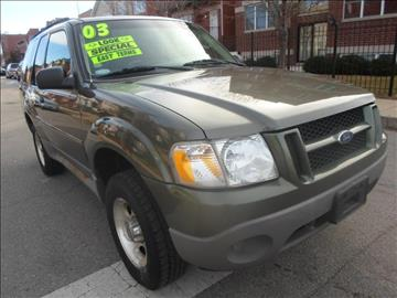 2003 Ford Explorer Sport for sale in Chicago, IL
