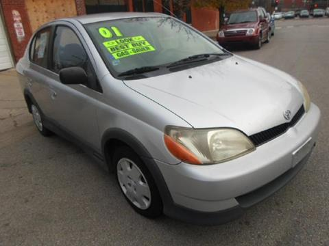 2001 Toyota ECHO for sale in Chicago, IL