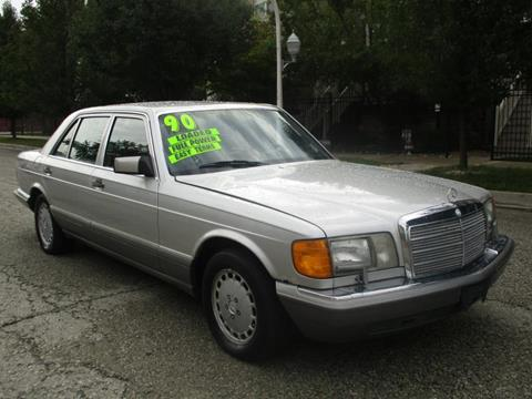 1990 Mercedes-Benz 420-Class for sale in Chicago, IL