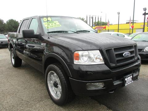 2004 Ford F-150 for sale in Chicago, IL