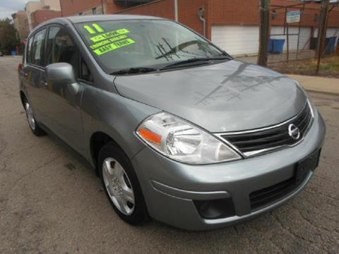 2011 Nissan Versa for sale in Chicago, IL