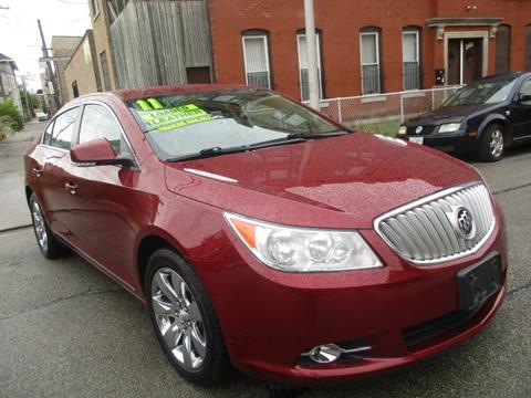 2011 Buick LaCrosse for sale in Chicago, IL