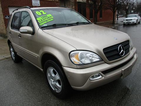 2002 Mercedes-Benz M-Class for sale in Chicago, IL