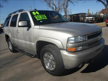 2004 Chevrolet Tahoe for sale in Chicago, IL