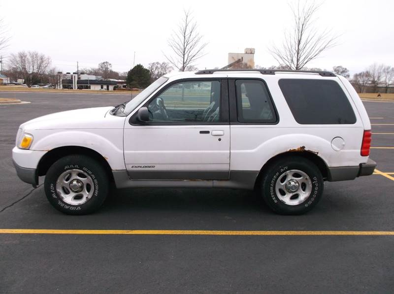 2001 Ford Explorer Sport 4WD 2dr SUV - Waukesha WI